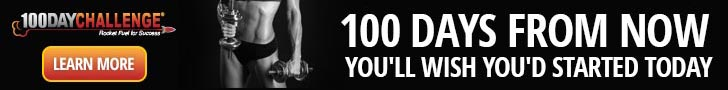 100 Days from Now - 100 Day Challenge