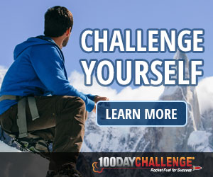 Challenge Yourself - 100 Day Challenge