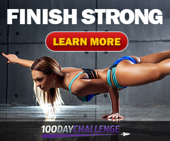 Finish Strong - 100 Day Challenge