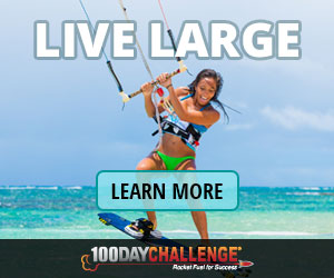 Live Large - 100 Day Challenge