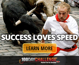 Success Loves Speed - 100 Day Challenge