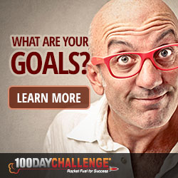 What are Your Goals - 100 Day Challenge
