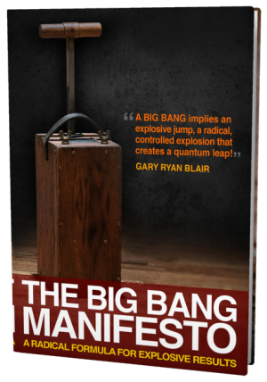 THE BIG BANG MANIFESTO